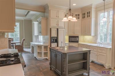 Prairieville, Baton Rouge, Geismar, Gonzales Single Family Home For Sale: 1353 St Alban's Dr