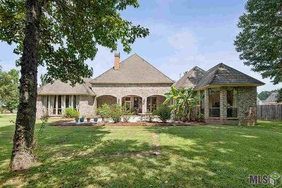 Denham Springs Single Family Home For Sale: 8454 Jo Lee Dr