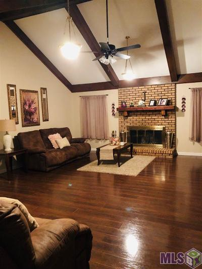 Baton Rouge Single Family Home For Sale: 2139 Balsawood Dr