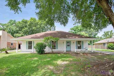 Central Single Family Home For Sale: 14019 # Heritage Oaks Dr