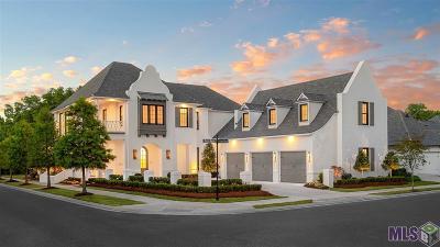 Prairieville, Baton Rouge, Geismar, Gonzales Single Family Home For Sale: 11706 Silo Dr