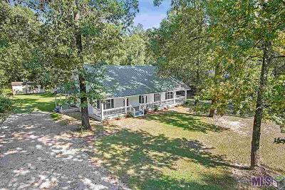 Denham Springs Single Family Home For Sale: 26540 Bobby Gill Rd