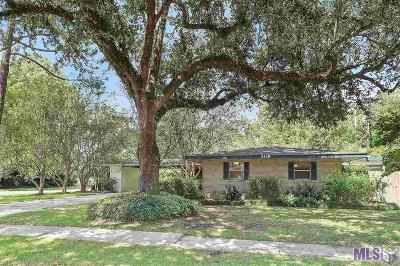 Baton Rouge Single Family Home For Sale: 5119 Abelia Dr