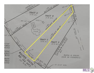Residential Lots & Land For Sale: 21066 Walker South Rd #Lot C
