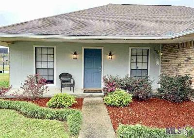 Baton Rouge Single Family Home For Sale: 10111 Shoe Creek Dr
