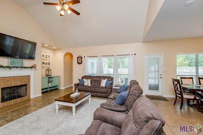 Denham Springs Single Family Home For Sale: 37059 Oak Haven Dr