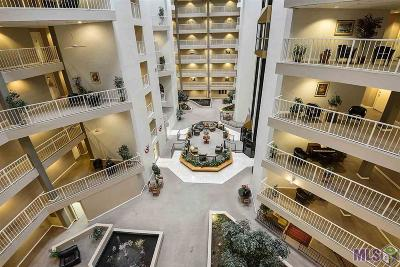 Baton Rouge Condo/Townhouse For Sale: 11550 Southfork Ave #605