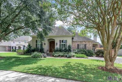 Geismar Single Family Home For Sale: 17620 Silver Fox Ct