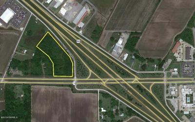 Iberia Parish Residential Lots & Land For Sale: Nwc Hwy 90