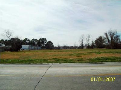 Iberia Parish Residential Lots & Land For Sale: W Dale