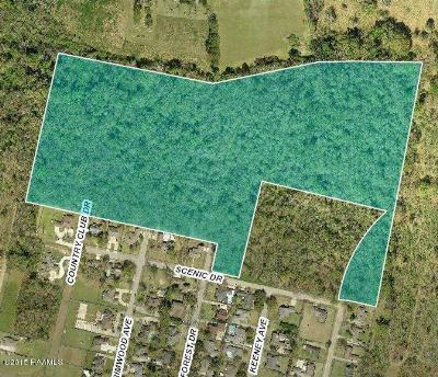 Lafayette Residential Lots & Land For Sale: Scenic Drive