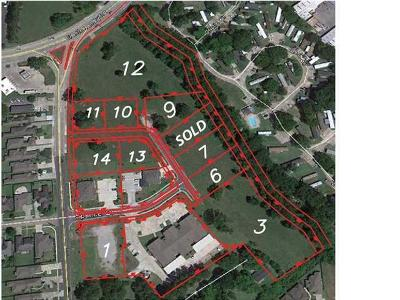 Lafayette Residential Lots & Land For Sale: Foreman Drive