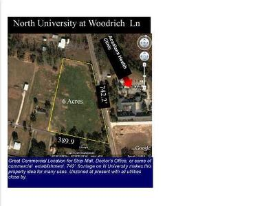 Commercial Lots & Land For Sale: A N University Avenue