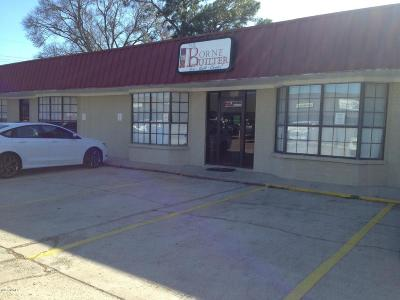 Lafayette Parish Commercial For Sale: 1507-B Kaliste Saloom Road #B