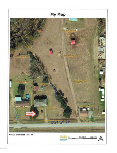 Acadia Parish Commercial Lots & Land For Sale: 338 Service Rd