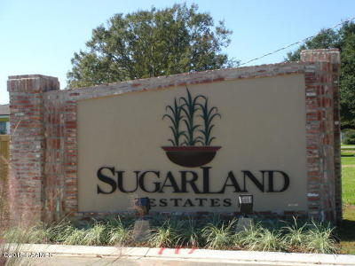 Iberia Parish Residential Lots & Land For Sale: 80 Sugartrace Lane