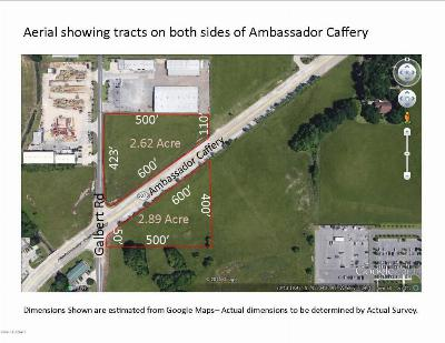 Commercial Lots & Land For Sale: 1403 Ambassador Caffery Parkway