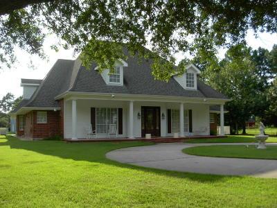 Scott Single Family Home For Sale: 521 D Arceneaux Road