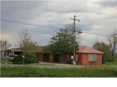 Lawtell Single Family Home For Sale: 9619 Hwy 190