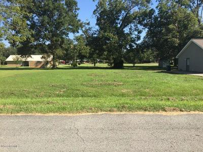 St Martin Parish Residential Lots & Land For Sale: 209 Louisiana Drive