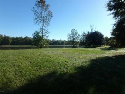 Butte La Rose Residential Lots & Land For Sale: 2097 Atchafalaya River