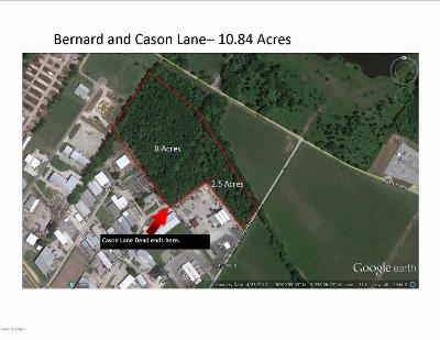 Residential Lots & Land For Sale: Cason Drive