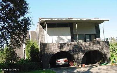 New Iberia Single Family Home For Sale: 1009 Loreauville Road