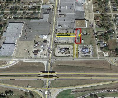 Commercial Lots & Land For Sale: 3201 Gerstner Memorial