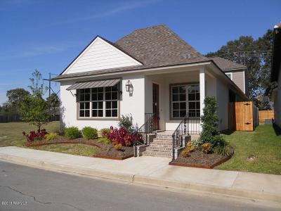 Lafayette Single Family Home For Sale: 116 McClendon Street