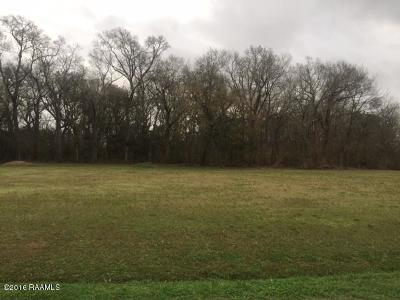 Iberia Parish Residential Lots & Land For Sale: 9 Candleglow