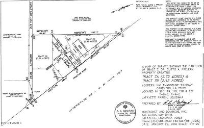 Commercial Lots & Land For Sale: NW Evangeline Thruway