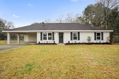 Lafayette LA Single Family Home Sold: $167,000