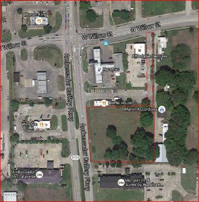 Commercial Lots & Land For Sale: 205 & 207 Ambassador Caffery Parkway