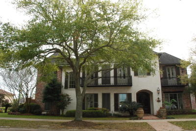 Lafayette Single Family Home For Sale: 801 Richland Avenue