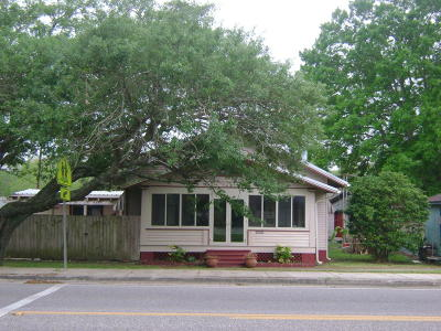 Franklin Single Family Home For Sale: 1613 W. Main Street