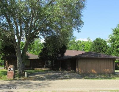 New Iberia Single Family Home For Sale: 4815 Pirates Alley