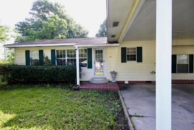 Eunice Single Family Home For Sale: 530 College