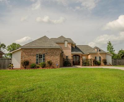 Arnaudville Single Family Home For Sale: 306 Grand Lake Drive