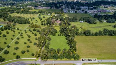 Broussard LA Residential Lots & Land For Sale: $890,000