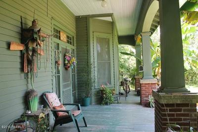 Jeanerette Single Family Home For Sale: 2147 Main Street