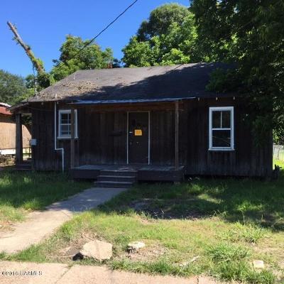Eunice Single Family Home For Sale: 340 E Maple Avenue