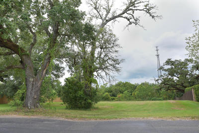 Iberia Parish Residential Lots & Land For Sale: 7 Shadows Bend