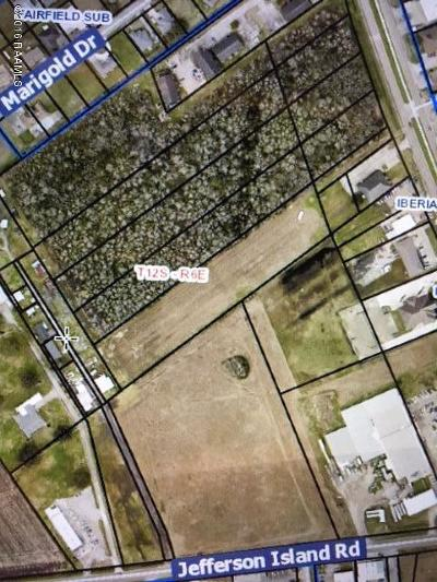 Iberia Parish Commercial Lots & Land For Sale: Admiral Doyle Dr West