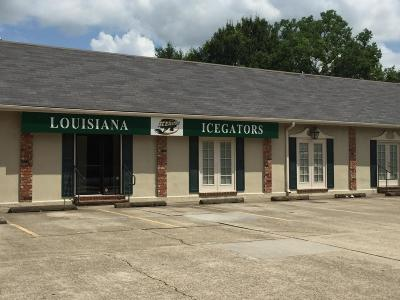 Lafayette Parish Commercial Lease For Lease: 2448 Johnston Street #B