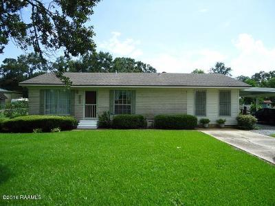 Franklin Single Family Home For Sale: 7915 Hwy 182 W