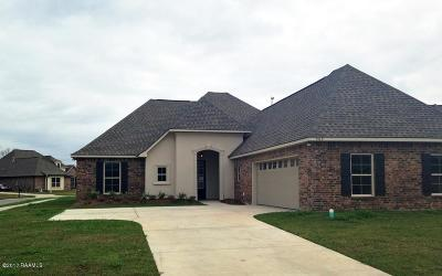Single Family Home For Sale: 308 Bay Meadow Lane