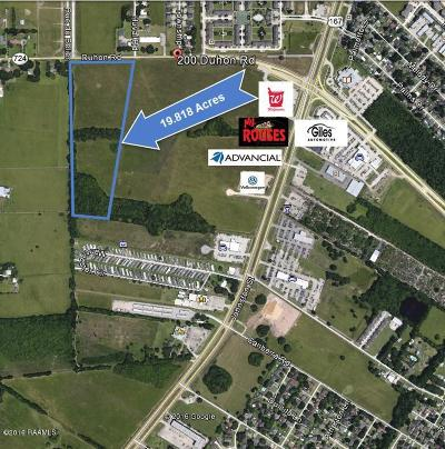 Lafayette Residential Lots & Land For Sale: 200 Duhon Road