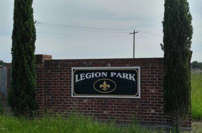 Vermilion Parish Residential Lots & Land For Sale: Park Drive