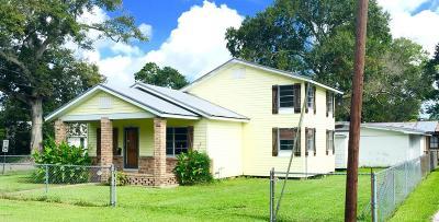 Franklin Single Family Home For Sale: 1608 Pine Street