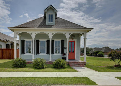 New Iberia Single Family Home For Sale: 2300 Teche Ridge Boulevard